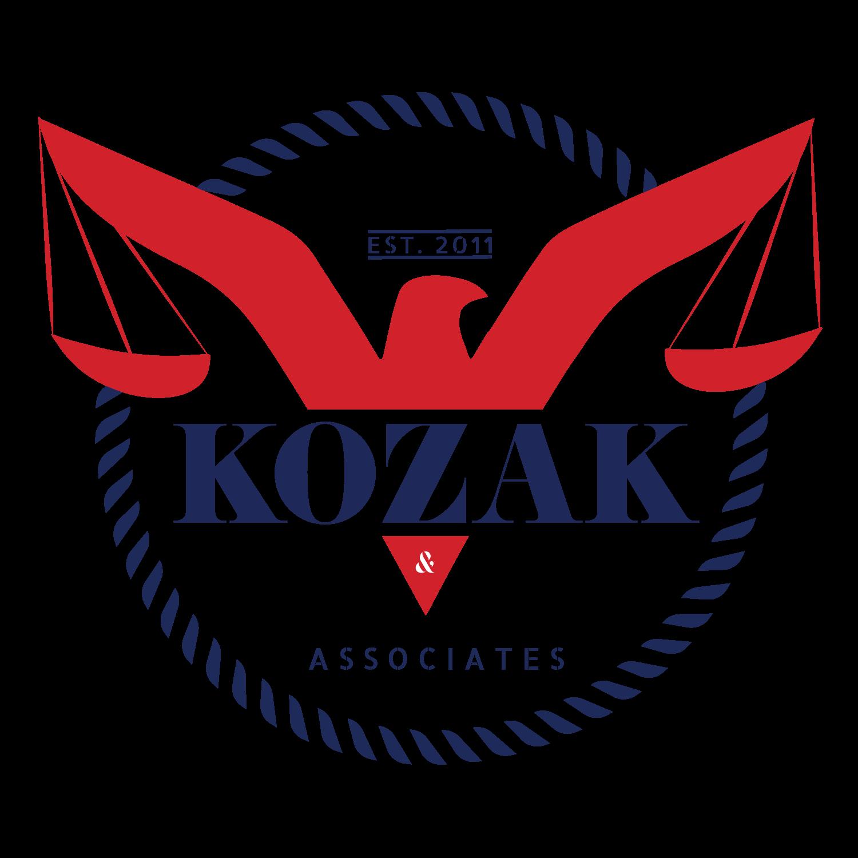 kozak red logo